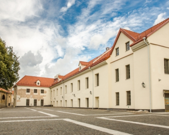 Lithuanian Government transfers premises of the former Augustinian monastery to EHU