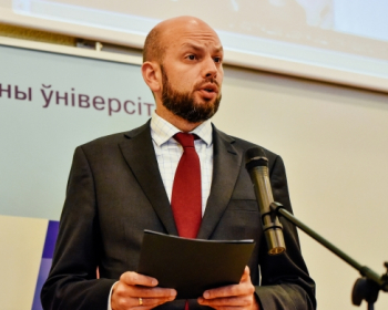 EHU opens 25th Academic Year by calling to strengthen the civil society in Belarus and the region