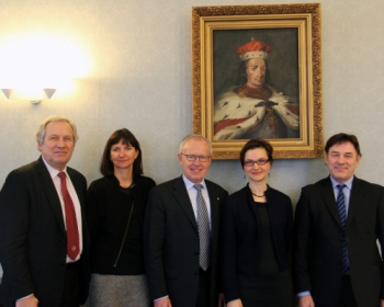 Leadership of EHU and VMU discuss new frontiers of cooperation