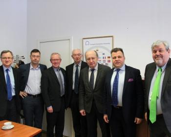 """""""EHU Seimas friends"""" convene for the first time"""