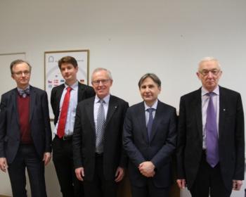 EHU progress presented to Nordic Ambassadors