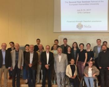 EHU develops Core Curriculum and its Second Year Seminar