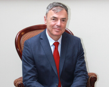 Former Bulgarian Minister of Education Prof. Sergei Ignatov appointed Rector of EHU