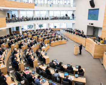 Seimas of Lithuania adopts a law for the Universities in a forced exile