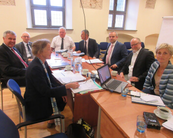 On the results of the Governing Board and and the General Assembly of Part-Owners meetings