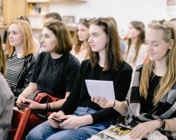 EHU admits 217 BA and MA freshmen. 29% of Belarusian students  will begin tuition-free studies